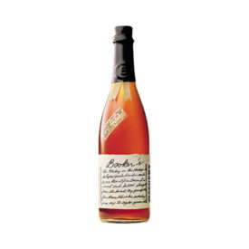 BOOKERS KENTUCKY STRAIGHT BOURBON WHISKEY 750ML - BOU0012