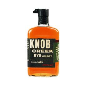 KNOB CREEK RYE WHISKEY SMALL BATCH 750ML - BOU0017