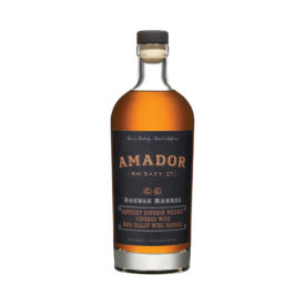 AMADOR WHISKEY DOUBLE BARREL BOURBON 750ML - BOU0026