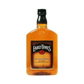 EARLY TIMES KENTUCKY WHISKY 1.75L - BOU0083