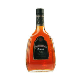CHRISTIAN BROTHERS VS BRANDY 750ML - BRA0002