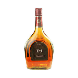 E & J BRANDY VS - BRA0004