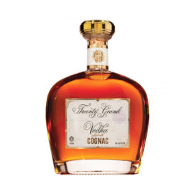 TWENTY GRAND VODKA INFUSED WITH COGNAC 750ML - COG0016