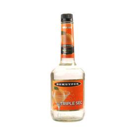DEKUYPER TRIPLE SEC 750ML - COR0085