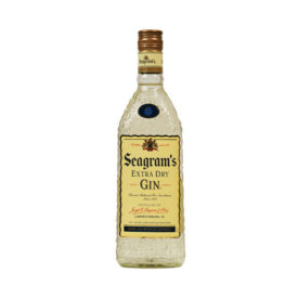 SEAGRAMS GIN EXTRA DRY - GIN0020