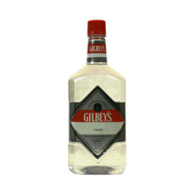 GILBEYS LONDON DRY GIN - GIN0027