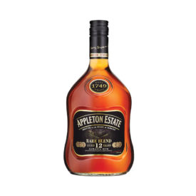 APPLETON ESTATE RARE BLEND 12 YEAR OLD RUM 750ML - RUM0036