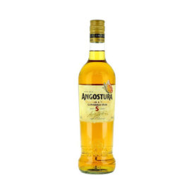 ANGOSTURA 5 YEAR RUM 750ML - RUM0101