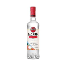 BACARDI DRAGON BERRY RUM - RUM0151