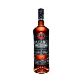 BACARDI BLACK RUM - RUM0155