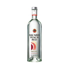 BACARDI PEACH RED 750ML - RUM0195