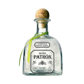 PATRON TEQUILA SILVER - TEQ0001