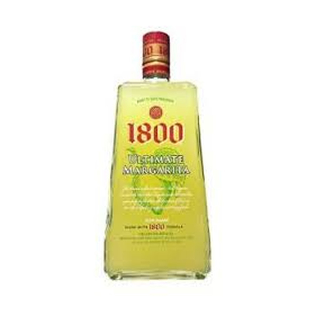 Buy 1800 Pomegranate Margarita Ready To Drink Liqueur At: 1800 MARGARITA ULTIMATE MARGARITA 1.75L