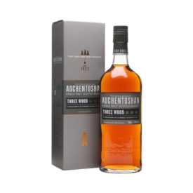 AUCHENTOSHAN THREE WOOD SINGLE MALT 750ML - SMT0002
