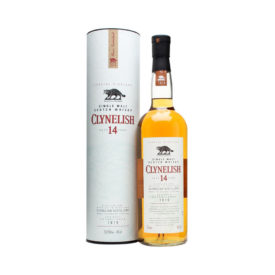 CLYNELISH 14 YEARS SINGLE MALT 750ML - SMT0004