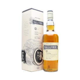 CRAGGANMORE 12 YEARS SINGLE MALT 750ML - SMT0005