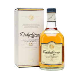 DALWHINNIE 15 YEARS SINGLE MALT 750ML - SMT0009
