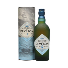 DEVERON 12 YEARS SINGLE MALT 750ML - SMT0012