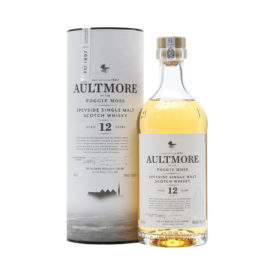 AULTMORE 12 YEARS SINGLE MALT 750ML - SMT0014