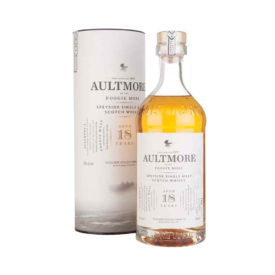 AULTMORE 18 YEARS SINGLE MALT 750ML - SMT0015