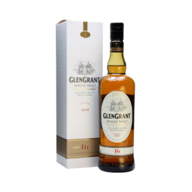 GLEN GRANT 16 YEARS SINGLE MALT 750ML - SMT0033