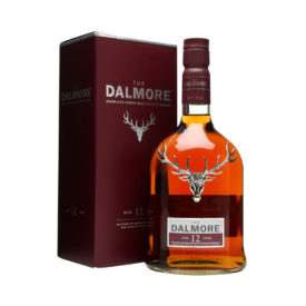 DALMORE 12 YEARS SINGLE MALT 750ML - SMT0034