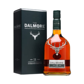 DALMORE 15 YEARS SINGLE MALT 750ML - SMT0035