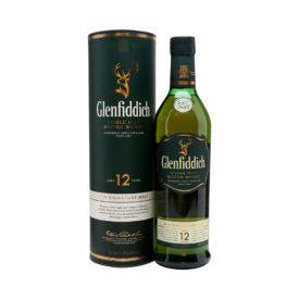 GLENFIDDICH 12 YEARS SINGLE MALT - SMT0044