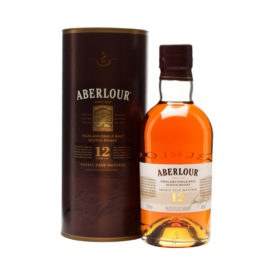ABERLOUR 12 YEARS SINGLE MALT 750ML - SMT0056