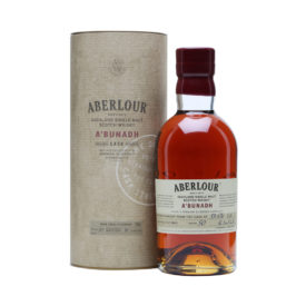 ABERLOUR A'BUNADH SINGLE MALT 750ML - SMT0058
