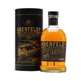 ABERFELDY 12 YEARS SINGLE MALT 750ML - SMT0059
