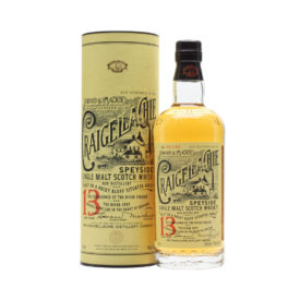 CRAIGELLACHIE 13 YEARS SINGLE MALT 750ML - SMT0060