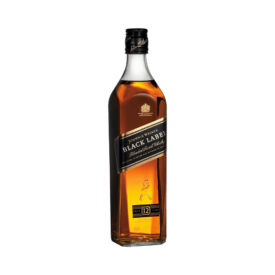 JOHNNIE WALKER BLACK LABEL 12 YEAR - SCW0003
