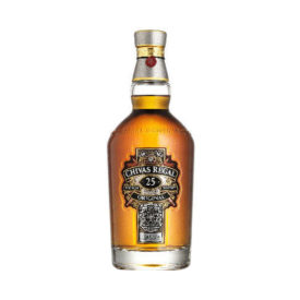 CHIVAS REGAL 25 YEAR 750ML - SCW0020
