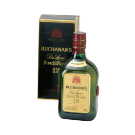 BUCHANANS DELUXE 12 YEAR SCOTCH WHISKY - SCW0022