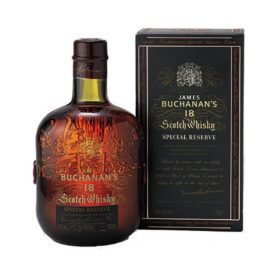 BUCHANANS SPECIAL RESERVE 18 YEAR 750ML - SCW0024
