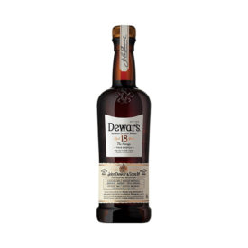 DEWARS 18 YEAR 750ML - SCW0032