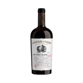 COOPER & THIEF RED BLEND 750ML - WNC0051
