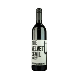 CHARLES SMITH VELVET DEVIL MERLOT 750ML - WNC0063