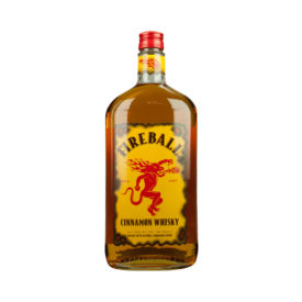 FIREBALL CINNAMON WHISKY - CNW0013