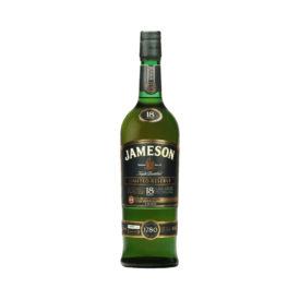 JAMESON 18 YR 750ML - IRW0006