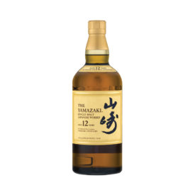 YAMAZAKI SINGLE 12 YR MALT WHISKY 750ML - JSW0001
